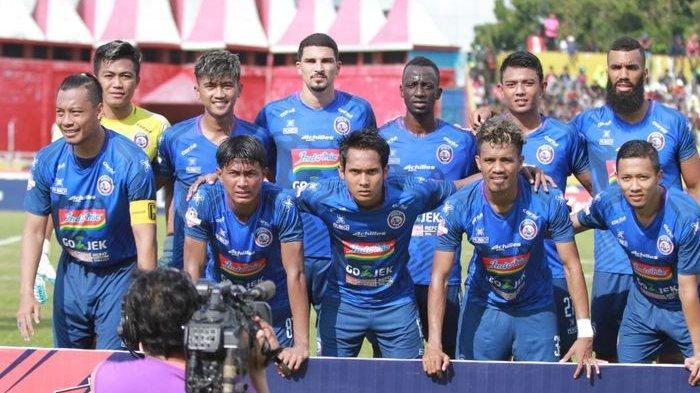 Arema FC vs PSIS Semarang - Main di Kandang di Hadapan Aremania, Arema FC Target Raih Poin Penuh