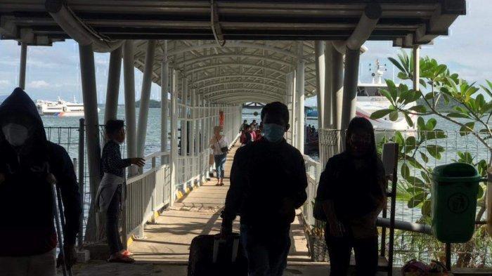 JADWAL 14 Kapal Ferry di Pelabuhan Sekupang Batam, Penumpang Masih Wajib Antigen