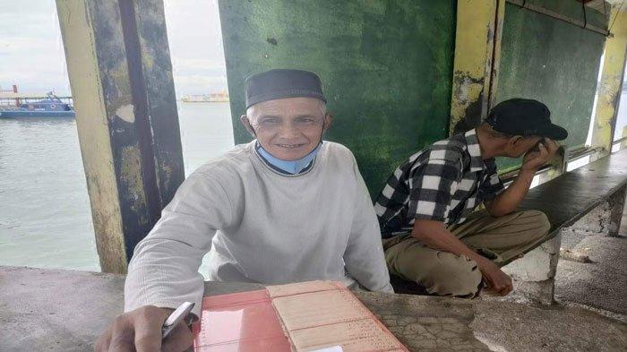 Kisah Ali Penambang Boat Pancung di Tanjungpinang Bertahan Saat Pandemi Covid-19