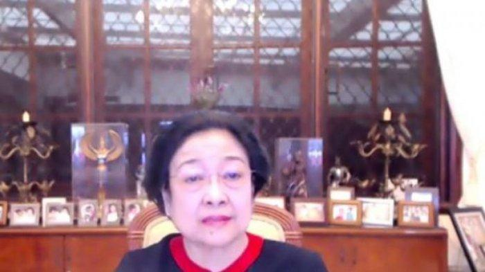 Ketum PDIP Megawati Soroti Keterlibatan Anak-anak saat Demo Tolak UU Cipta Kerja