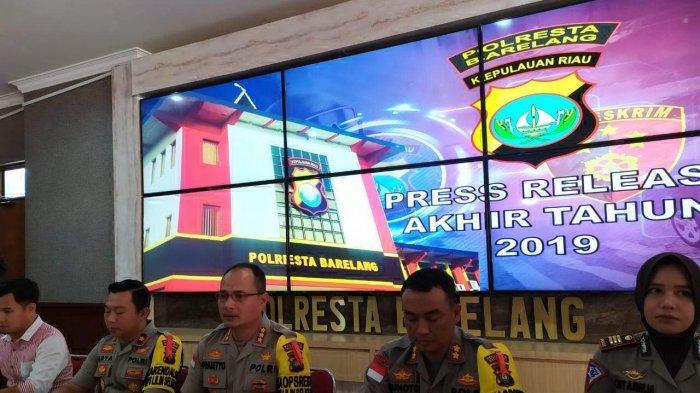Selama 2019, Kejahatan Jalanan Paling Banyak Terjadi di Batam