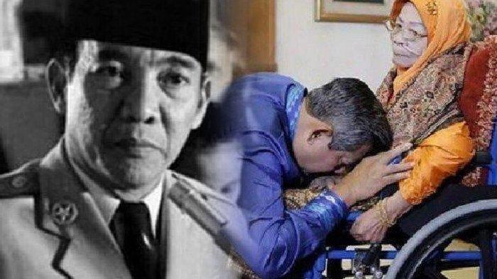 Ibunda SBY Siti Habibah Ternyata Penganggum Bung Karno, Pernah Ajak SBY Ziarahi Makam Proklamator