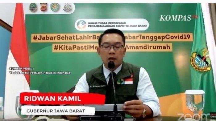 Ridwan Kamil Khawatir Kehabisan Alat Rapid Test, Diketahui Sudah 70 Ribu Pemudik Masuk Jabar