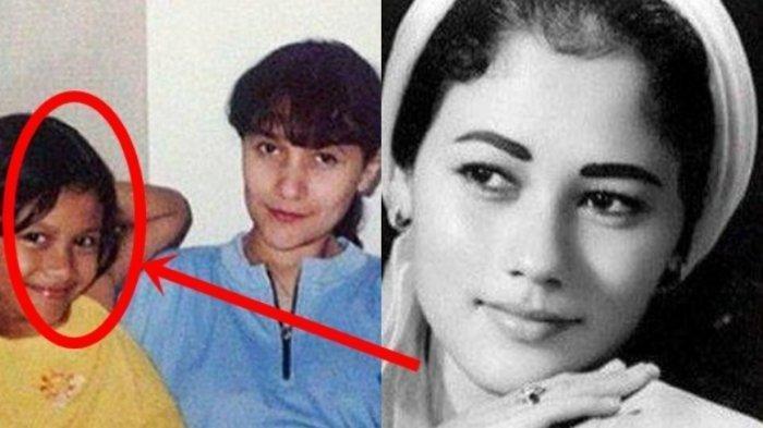 Intip Foto-foto Misha Johanna, Gadis Cantik yang Ternyata Cucu Aktris Ternama Indonesia Suzanna
