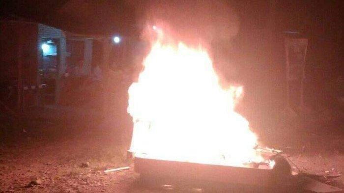 Detik-detik Gadis di Cianjur Dibakar oleh Pria Pakai Pertalite, Kondisi Kritis