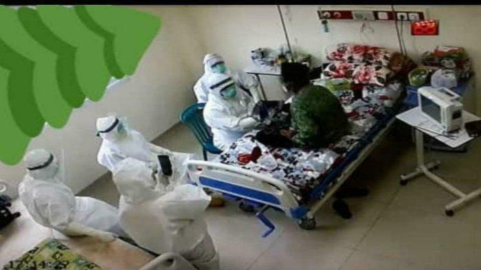 1.613 Pasien Covid-19 Rayakan Lebaran dari Ruang Isolasi Rumah Sakit di Kepri
