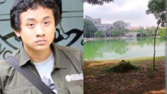 Mengungkap Kematian Akseyna, Mahasiswa Pintar Anak Prajurit TNI di Danau UI, Sudah 6 Tahun Berlalu