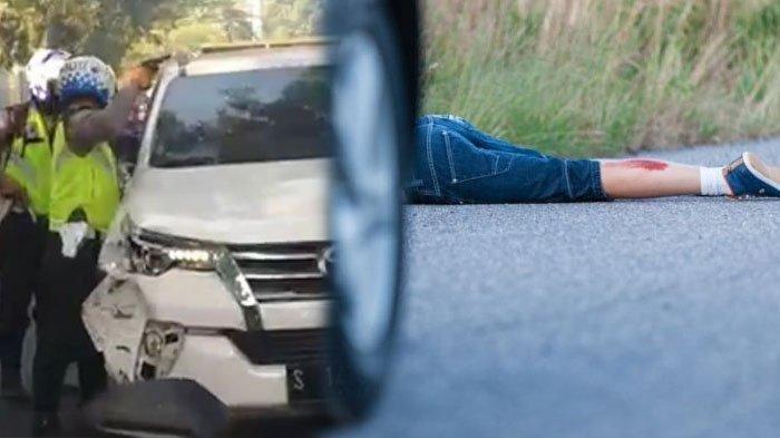 Kecelakaan Maut Hari Ini, Sosok Korban Tabrak Lari Terungkap, Hidup Sebatang Kara