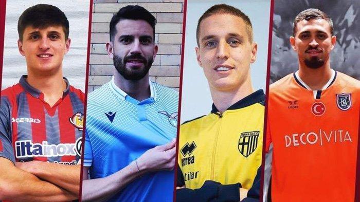 Transfer AC Milan, 3 Pemain Baru Datang, 4 Pemain AC Milan Hengkang Termasuk Lorenzo Colombo