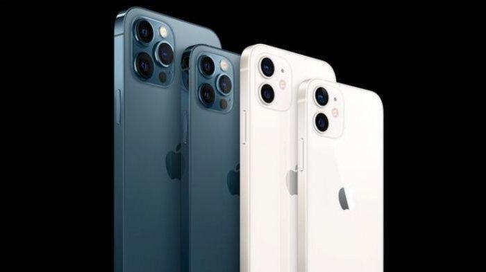 Harga iPhone Terbaru Desember 2020, Ada iPhone 7 hingga iPhone 12 Series