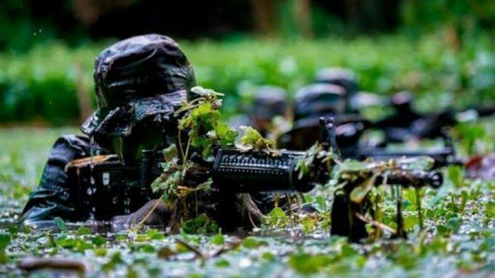 Kehebatan TNI Bikin Keder Lawan, Diterjunkan Buru Kelompok Teroris AliKalora