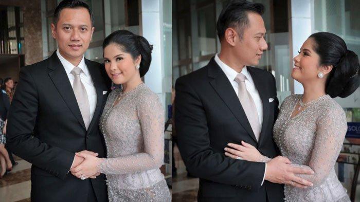 Agus Yudhoyono Unggah Foto Masa Pacaran dengan Annisa Pohan, AHY Ceritakan Cermin Unik Istana Bogor