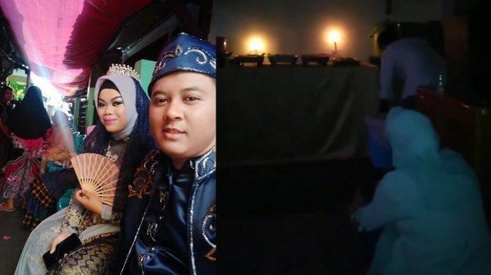 CURHATAN Pengantin Baru Saat Pemadaman Listrik di Jakarta : Baru Mau Duduk Bersama Listrik Mati