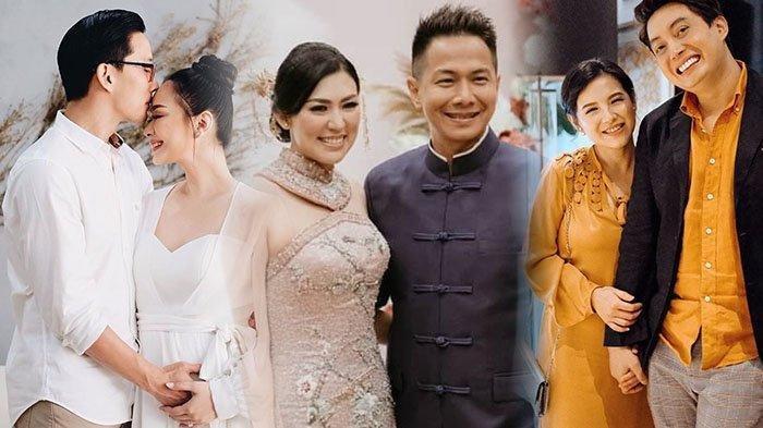 5 Artis Indonesia Rayakan Natal Pertama Bersama Pasangan di Tahun 2019