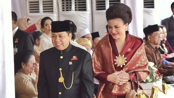 Ini 5 Fakta Istri Kedua Setya Novanto yang Diduga Temani Suami Belanja di Toko Bangunan di Bandung
