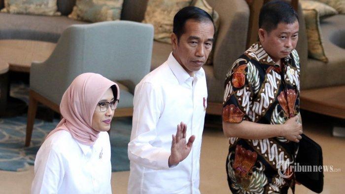5 Fakta Pertemuan Jokowi dengan Pejabat PLN, Jokowi: Apakah Tidak Dikalkulasi, Kok Tiba-tiba Drop