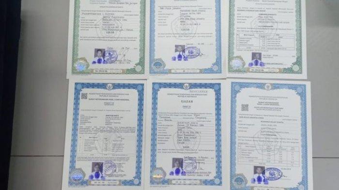 Polisi Bekuk Tiga Agen Pemalsuan Dokumen, Sudah Raup Untung Puluhan Juta