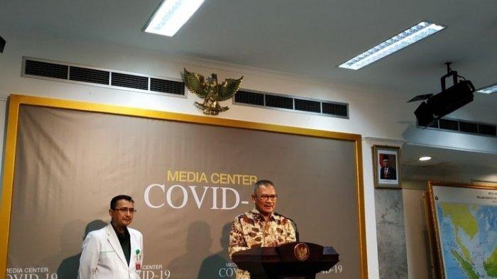 DATA TERBARU Kasus Corona di Indonesia: Ada 105 Pasien Baru, Total 790 Kasus, 58 Meninggal Dunia
