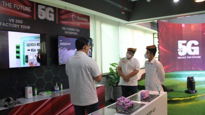 Layanan Telkomsel 5G Hadir di Batam, Akses Digital Makin Melesat