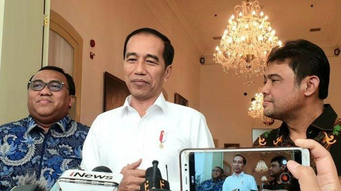 Jokowi: Alhamdulillah, The Indonesian Economy Shows a Positive Trend