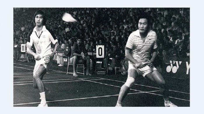 Masih Belum Terpecahkan Hingga Kini, Misteri Final All England 1976 Rudy Hartono vs Liem Swie King