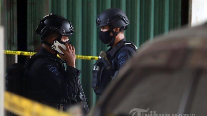 Sosok Terduga Teroris yang Ditangkap di Condet Dibongkar Eks Sekretaris FPI, Agen Penyusup?