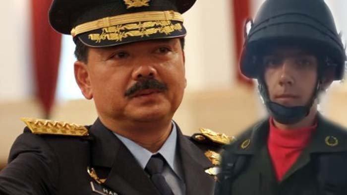 Dihadapan Panglima TNI, Bule Yatim Ini Tekad Jadi Anggota Kopassus, 1 Menit Bisa Push Up 50 Kali