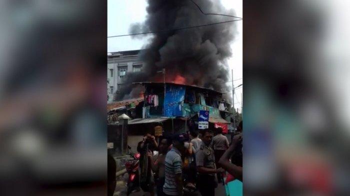 2 Hari Listrik Mati, Jakarta Dilanda 40 Kebakaran Hebat, Luka Bakar dan 5 Orang Tewas