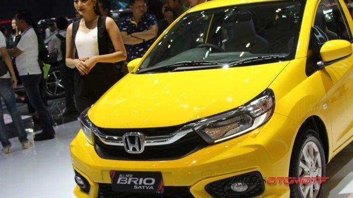 Cek Harga Mobil bekas Honda Brio Satya yang kian bersahabat, Harga Mulai Rp 100 Juta