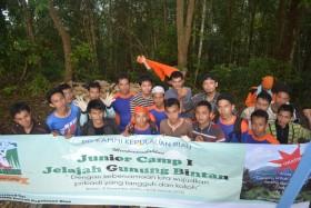 60 Mahasiswa Ikuti  Junior Camp KAMMI Cabang Kepri