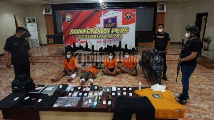 Fakta & Kronologi Polisi Ringkus Kawanan Rampok yang Ancam Mahasiswi Pakai Badik dan Memperkosanya