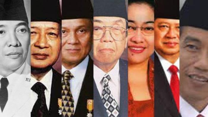 Foto Masa Muda 7 Presiden Indonesia. Bikin Pangling, Sudah Berkharisma Sejak Muda Ya