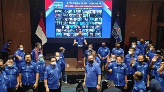 Demokrat Kubu AHY Berekasi Keras, Sebut Ini Soal Konferensi Pers Pihak Moeldoko di Hambalang