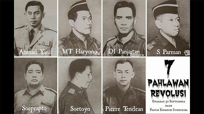 Kesaksian Pengangkat Jenazah 7 Pahlawan Revolusi di Sumur Lubang Buaya Dalam Peristiwa G30S/PKI