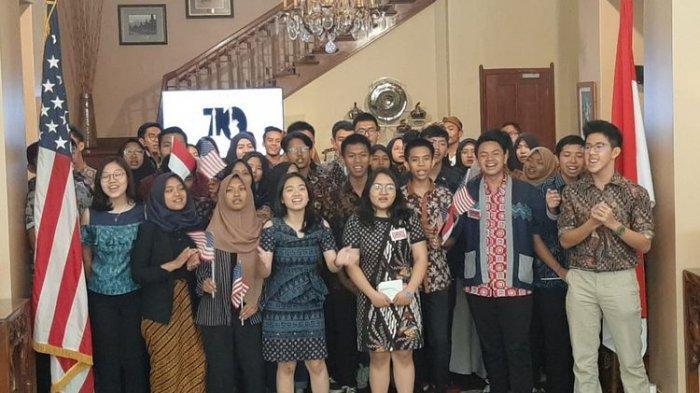 Lolos Program Beasiswa YES 2019, 80 Pelajar Indonesia Siap ke Amerika Serikat