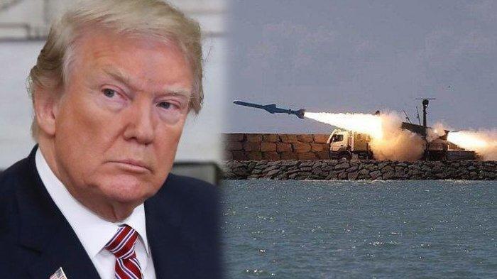 Iran Bombardir Pangkalan Udara AS, Donald Trump: Amerika Serikat Siap Kumandangkan Perdamaian