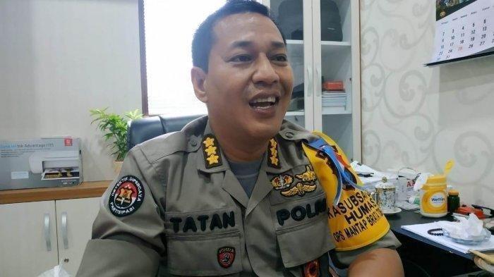 VIRAL Oknum Polisi Kasat Reskrim Takut-takuti Pejabat Kepala Dinas, Begini Tampangnya