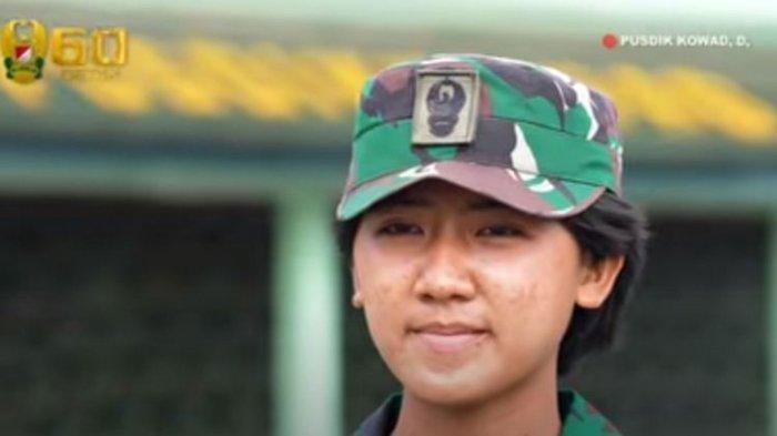 Sosok Serda Winnie, Gadis Tionghoa yang Lolos Jadi Prajurit TNI AD, Intip Foto-fotonya
