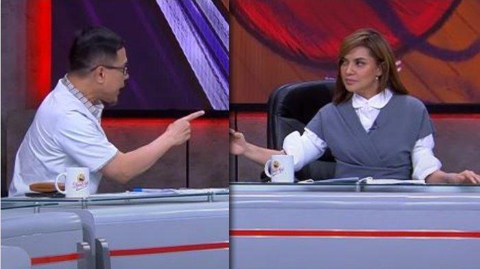 Duduk Perkara Ketegangan Najwa Shihab dengan Munarman, Memanas Gegara Pertanyaan Ini