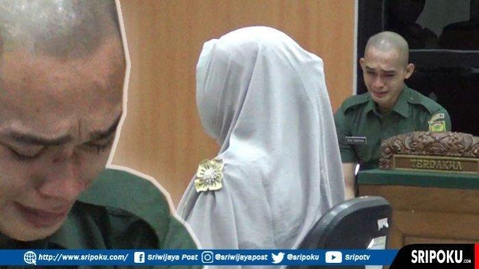 Air Mata Prada DP Gagal Luluhkan Jaksa Militer, Pembunuh Vera Oktaria Dituntut Seumur Hidup