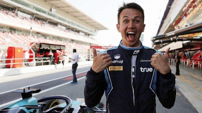 Berita Formula 1 - Williams Umumkan Rekrut Pembalap Thailand Alex Albon Pengganti Geroge Rusell