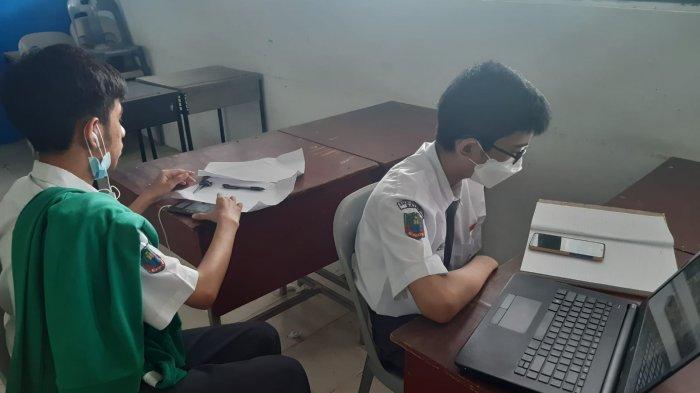 9 Pelajar SMAN 3 Batam Lolos Kompetensi Sains Nasional Provinsi Kepri