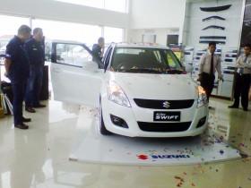 Suzuki Indomobil Batam Luncurkan All New Swift