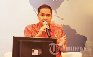 Gita Wiryawan Menyatakan Siap Jadi Presiden di Batam