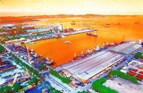 Perluasan Pelabuhan Batu Ampar Serap APBN Rp 366 Miliar