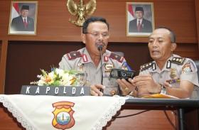 Sopir Perwira Polda Kepri Culik WNA, Empat Polisi Ditangkap