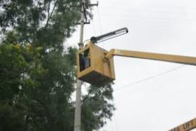 Lapor Buk..Lampu Jalan di Plantar II Tanjungpinang Kota Banyak Rusak