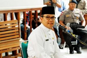 Tribun Corner: Akhir Langkah Gubernur Riau Rusli Zainal