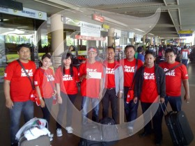 8 Salesman Honda Berangkat ke Bangkok
