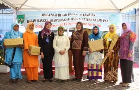 TP PKK Kota Batam Gelar Lomba Busana Melayu